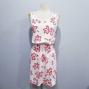 Vintage 80's retro Avon summer dress SMALL